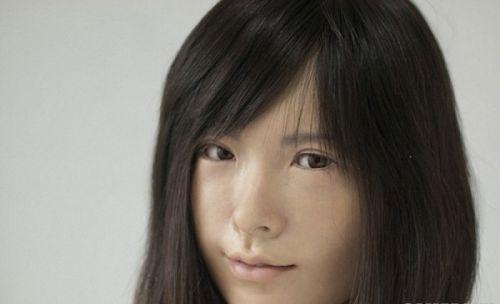 宅男福利日本制大量超仿真美女机器人