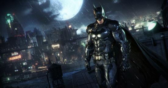 《蝙蝠侠:阿甘骑士》