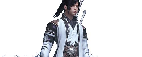 天涯明月刀真武主武器:双剑