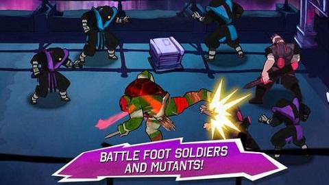 第三位:忍者神龟