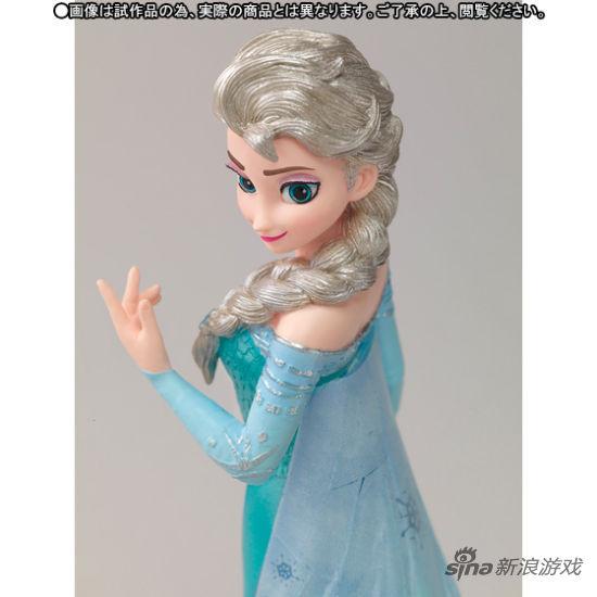 艾莎加冕发型步骤