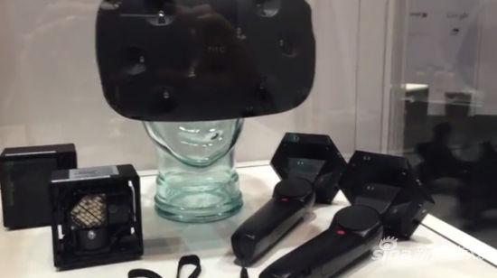 Steam手柄真身上手 Valve虚拟眼镜控制器_电