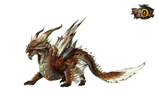 国产猎_《怪物猎人ol》中国主题怪物星龙