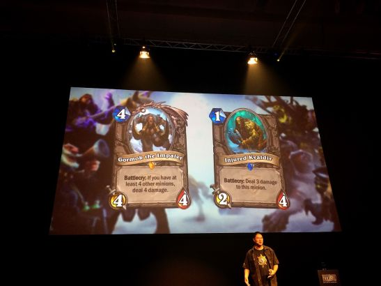 《炉石传说》新卡牌信息