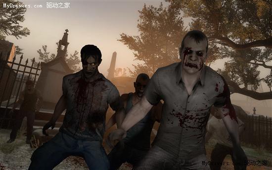 《Left 4 Dead 2》:不用多说了吧。