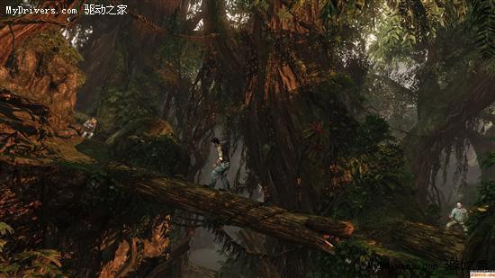 《神秘海域2》(Uncharted 2):续作横行,最后这款也不例外。