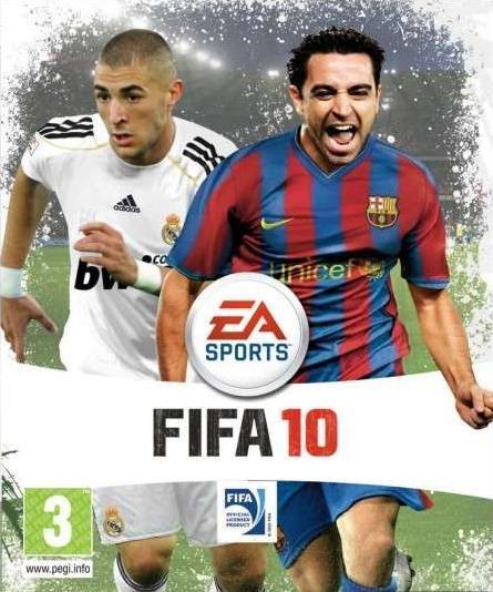 FIFA10打败现代战争2 实况足球低迷_单机游戏