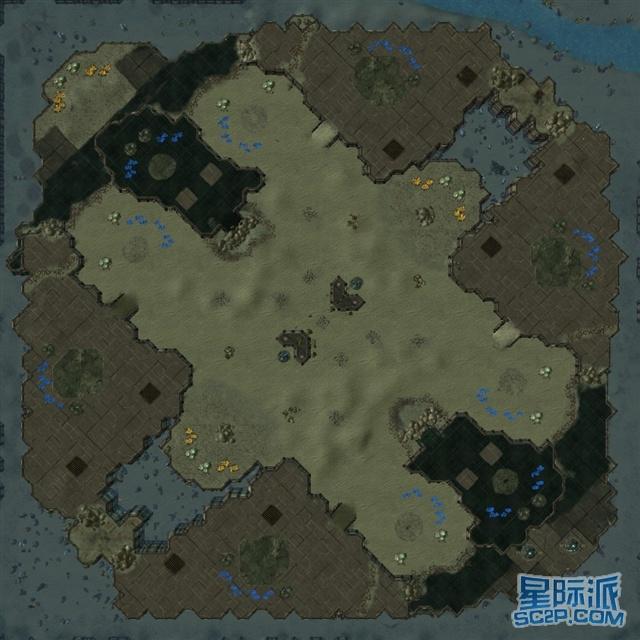 星际争霸2地图 新瓦尔哈拉-new valhalla
