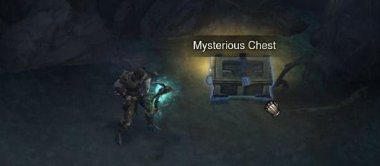 神秘的宝箱