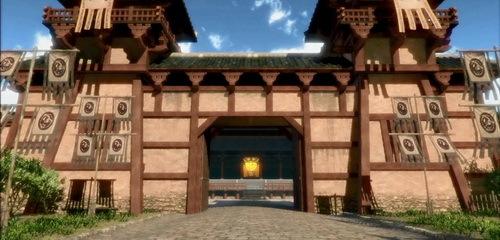 《轩辕剑6》宣动5截图抢先看