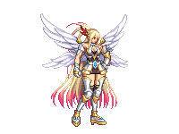 DNF女格斗模型全时装改白色天空9