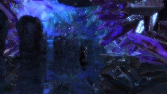 钢铁平原:混乱水晶洞穴(点击查看大图)