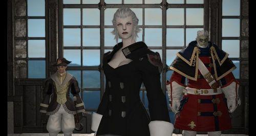 最终幻想14三大部队装备外型预览 外貌党必看