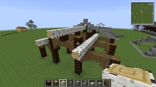 《我的世界》中式建筑入门的图文教程(5)图片