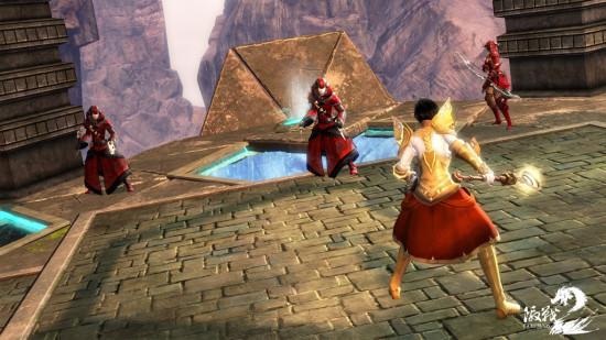 第一手资料 《激战2》9月大版本即将上线