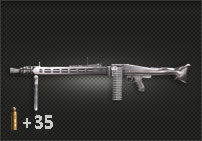 MG3-银色杀手
