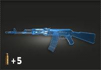 AK47-蓝水晶