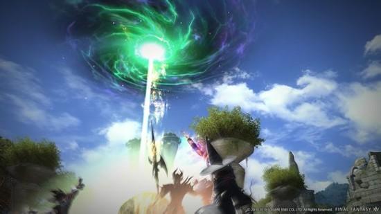 最终幻想14 2.4古武及防具装备提前预览图
