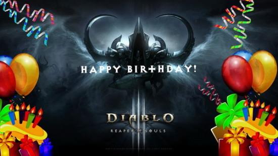 生日快乐!暗黑破坏神3夺魂之镰上线一周年