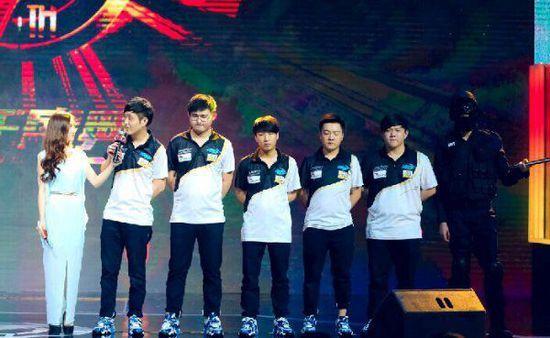 年轻不服输之CFS2015中国区总决赛随记