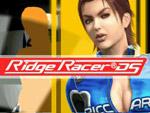 新浪游戏_NDS版《山脊赛车DS》实际游戏影像