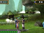 新浪游戏_PSP刀剑RPG 天地之门 预告影像