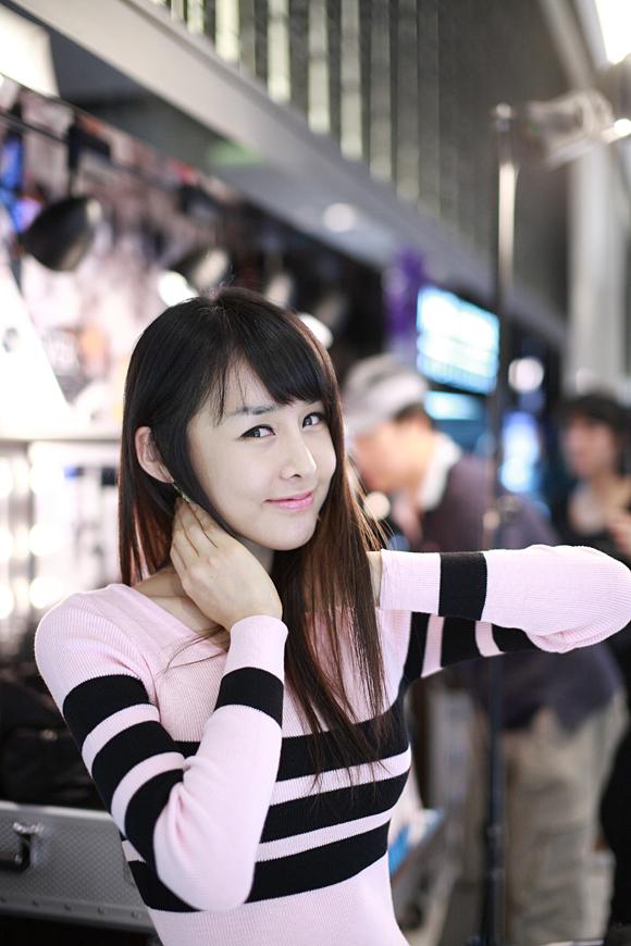 韩国美女聊星际联赛直播