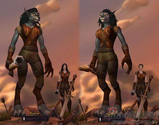 你喜欢女狼人吗?