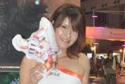 TGS2010游戏橘子现场showgirl