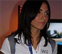E3 WiiU气质Showgirl