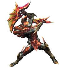 《怪物猎人P3》游戏原画赏(六)