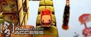 怪物也能萌 超可爱小游戏《ilomilo》
