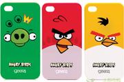 《愤怒的小鸟》主题iPhone机套