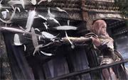 《最终幻想13-2》游戏壁纸(三)
