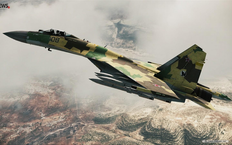 《皇牌空战7:突击地平线》壁纸5