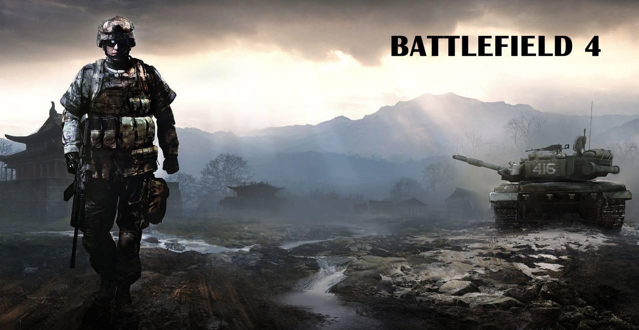 《战地4》壁纸1
