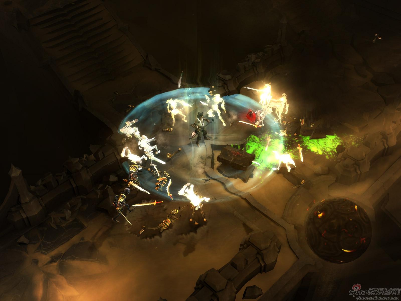 《暗黑破坏神3》截图2