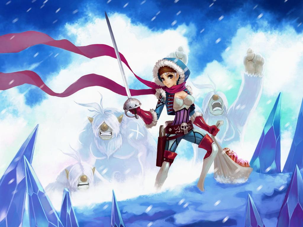 新海盗王壁纸