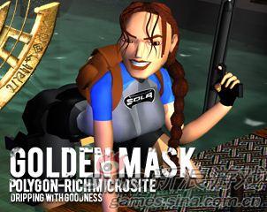 古墓丽影2:黄金面具