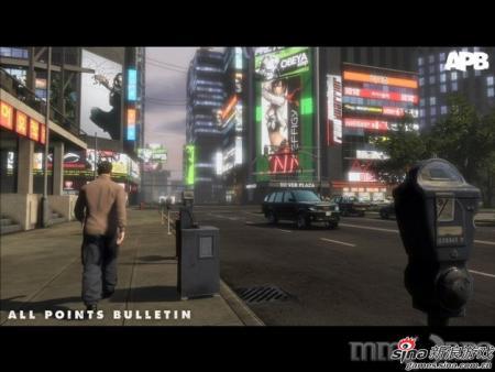新浪游戏_GTA网游《全面通缉》全面公测将开启