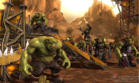 新浪游戏_《战锤40K OL》首部种族视频:人类帝国
