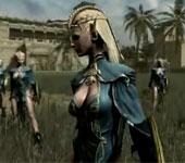 人类联盟精灵步兵