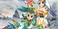 《热血江湖》游戏截图