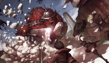 《洛奇英雄传》游戏壁纸