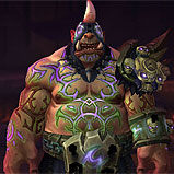 魔兽世界德拉诺之王血悬槌堡BOSS:克拉戈