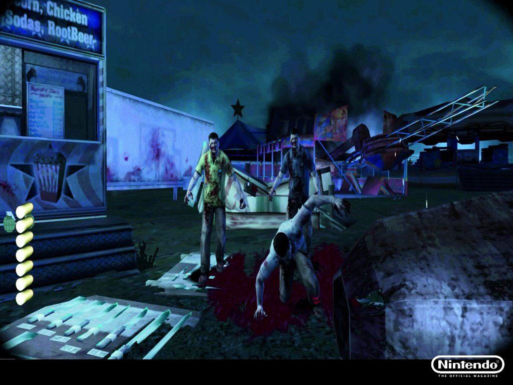 《死亡鬼屋 屠杀》游戏画面(4)