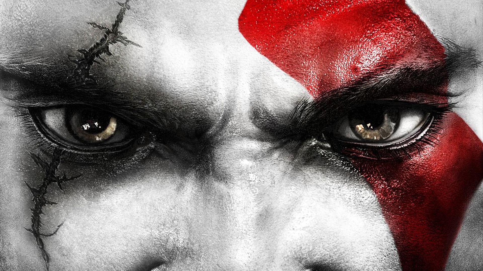《战神3》高清壁纸下载