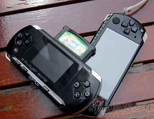 卡带PSP