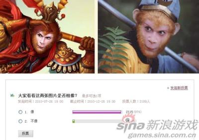 新浪游戏_六小龄童起诉蓝港 游戏业版权问题被重视