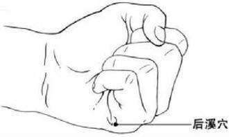 多揉手上养生穴 轻松防治颈椎病